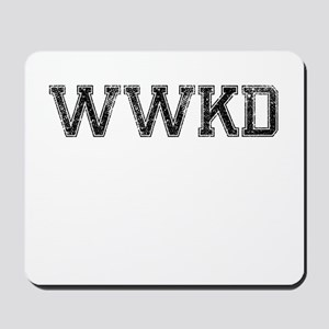 WWKD, Vintage Mousepad