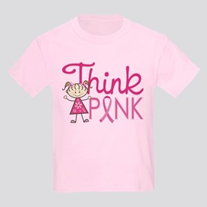 Think Pink Kids Light T-Shirt