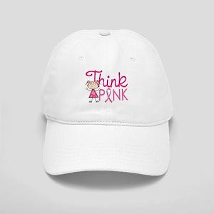 3e54cb25a6ce7 Think Pink Hats - CafePress