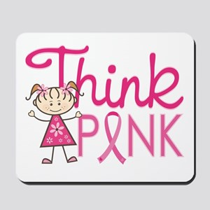 Think Pink Mousepad