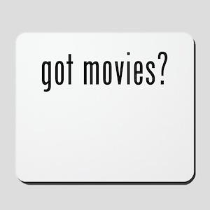 Got Movies? Mousepad