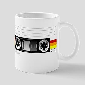 Cassette tape label 2 Mug