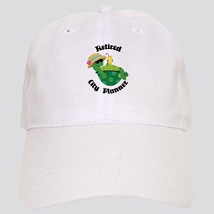 Retired City Planner Gift Cap