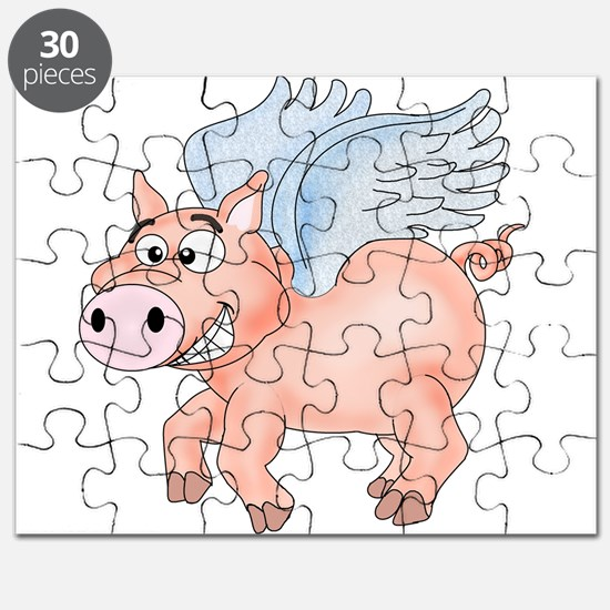 flying Pig 2 Puzzle