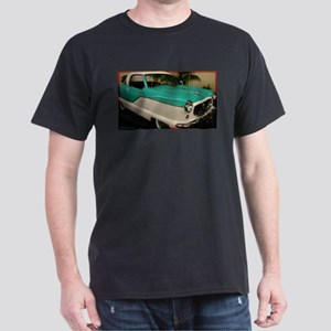 Classic car, photo, fun, Dark T-Shirt