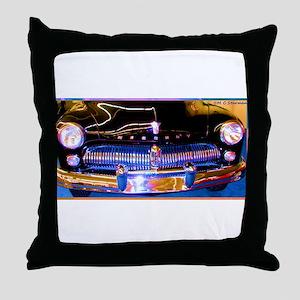 Mercury, Classic Car, Fun, Throw Pillow