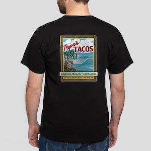 Papas Tacos Dark T-Shirt