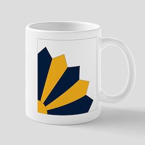 dresden quilt - np Mug