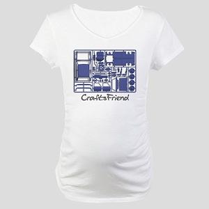 Craftsfriend - Model Car Kit Maternity T-Shirt