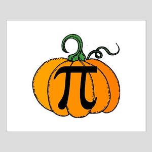 Pumpkin Pi Small Poster