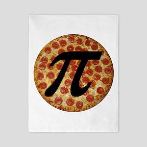 Pizza Pi Twin Duvet