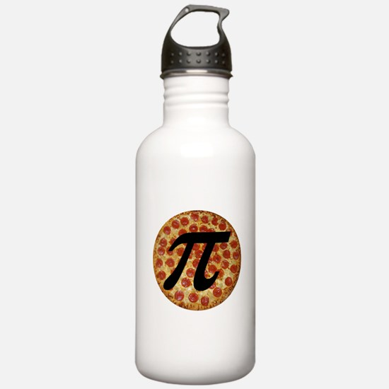 Pizza Pi Water Bottle