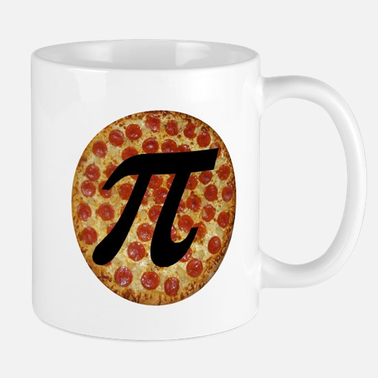 Pizza Pi Mug