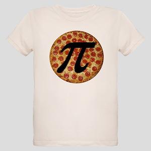 Pizza Pi Organic Kids T-Shirt