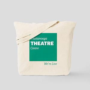 Chattanooga Theatre Centre Logo Tote Bag