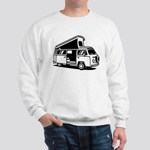 Family Camper Van Sweatshirt