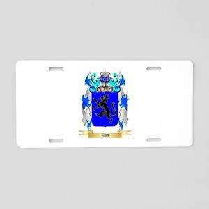 Aba Aluminum License Plate