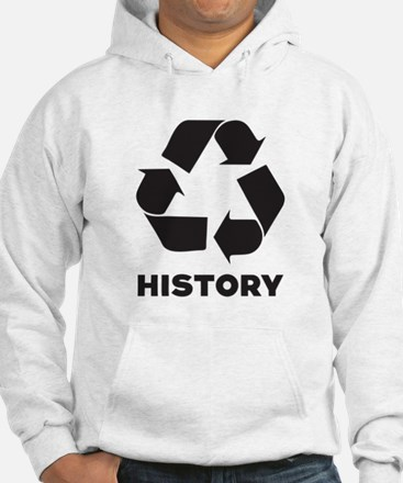 History Recycles Jumper Hoody