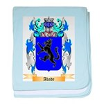 Abade baby blanket