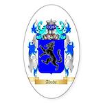 Abade Sticker (Oval 10 pk)