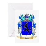 Abade Greeting Cards (Pk of 10)