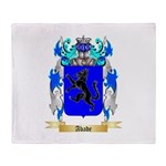 Abade Throw Blanket
