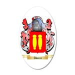 Abarca 35x21 Oval Wall Decal