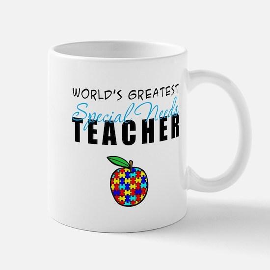 Worlds Greatest Special Needs Teacher Mug