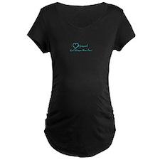 design Maternity Dark T-Shirt