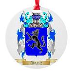 Abasolo Round Ornament