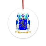 Abasolo Ornament (Round)