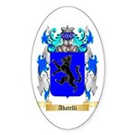 Abatelli Sticker (Oval 50 pk)