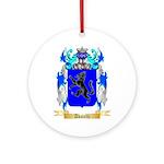 Abatelli Ornament (Round)