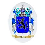 Abatini Ornament (Oval)