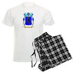 Abba Men's Light Pajamas
