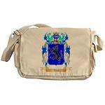 Abba Messenger Bag