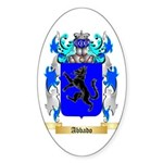 Abbado Sticker (Oval 10 pk)