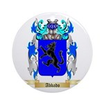 Abbado Ornament (Round)