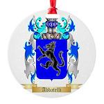 Abbatelli Round Ornament
