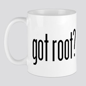 got root? Mug