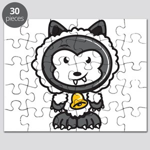 Wolf n sheep clothing Puzzle
