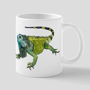 Oh How Iguana Go Home Mug