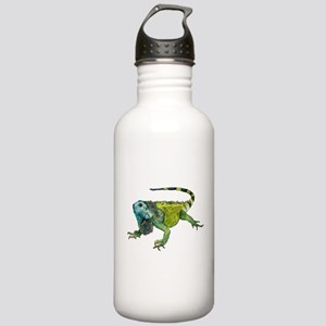 Oh How Iguana Go Home Stainless Water Bottle 1.0L