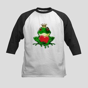 Prince Froggy Kids Baseball Jersey