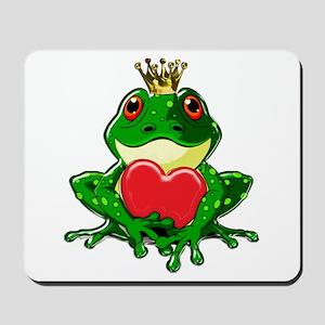 Prince Froggy Mousepad