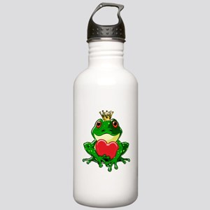 Prince Froggy Stainless Water Bottle 1.0L