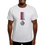 Rhodesian GSM Ash Grey T-Shirt