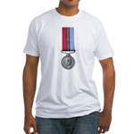 Rhodesian GSM Fitted T-Shirt