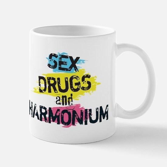 Sex Drugs And Harmonium Mug