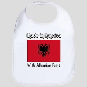 Albanian Parts Bib